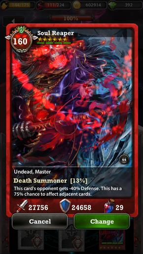 Soul Reaper 160