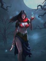 Blood Priestess (1)