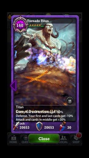 Tornado Titan 160