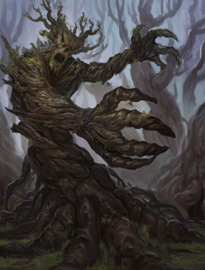 Demon of the Trees (1)