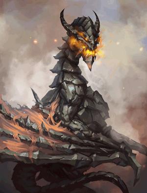 Stone Dragon (1)
