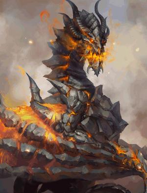 Stone Dragon (3)