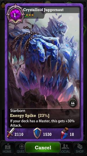 CrystalloidJuggernaut