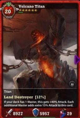 Volcano Titan 20