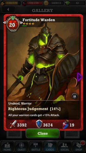 Warden 20