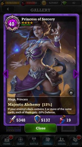 Princess of Sorcery 40