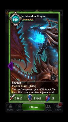 Earthbreaker Dragon 160