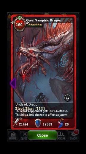 Great Vampiric Dragon 160