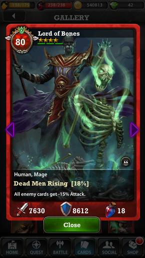 Lord Bones 80