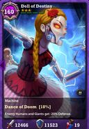 Doll of Destiny Third Evolution