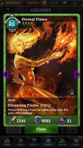 Flame 80