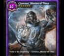 Chronos, Master of Time