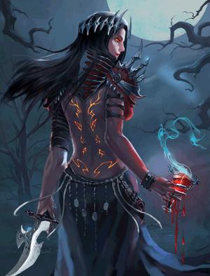 Blood Priestess (4)