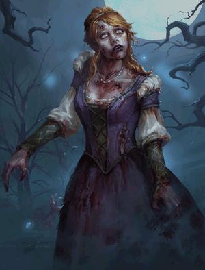 Zombie Maiden (3)