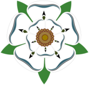 Yorkshire rose