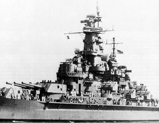 File:USS South Dakota-1943.jpg