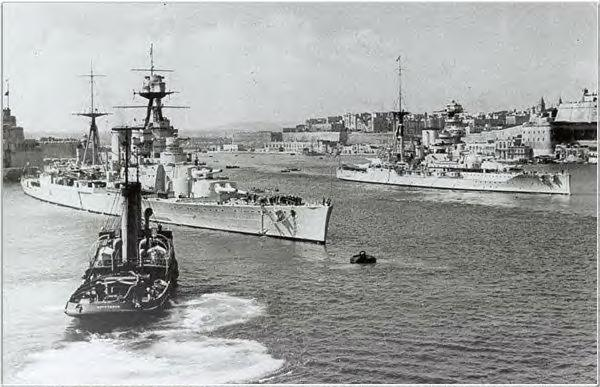 File:HMS Hood and HMS Barham.jpg
