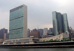 United Nations HQ - New York City