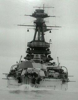 HMS Royal Oak Sailing