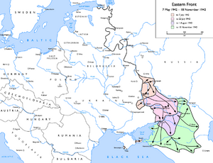 Eastern Front 1942-05 to 1942-11