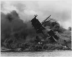 File:USSArizona PearlHarbor.jpg