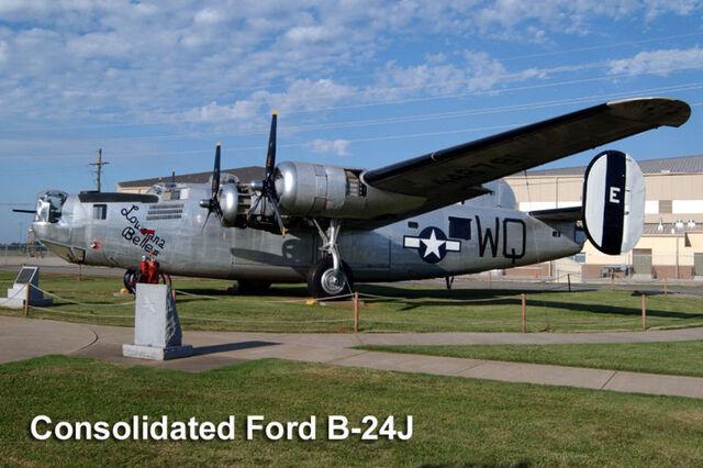 File:8th AF Museum B-24.jpg