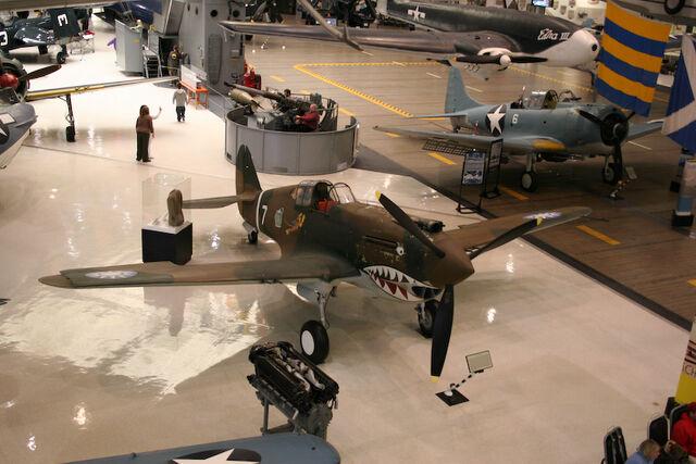 File:P-40 B Tomahawk NMNA.jpg