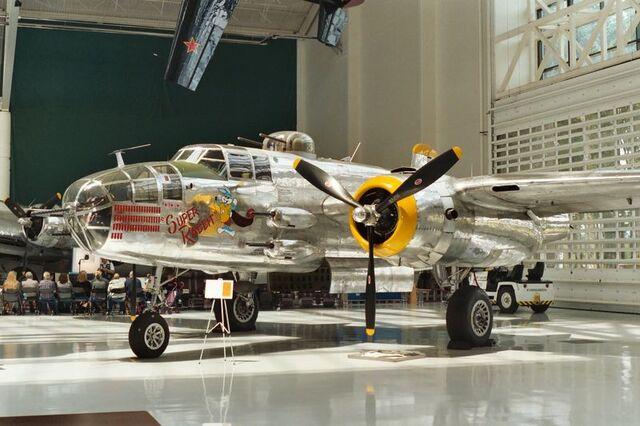 File:B-25J at Evergreen Museum.jpg