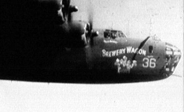 File:41-24294 Brewery Wagon in flight.jpg
