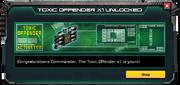 ToxicOffender-UnlockMessage