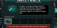 Assault Shells