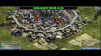 ONSLAUGHT WAVE 41-50