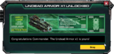UndeadArmor-UnlockMessage