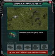 UraniumPayload-GearStoreDescription