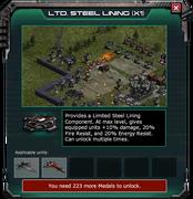 Ltd-SteelLining-GearStoreDescription