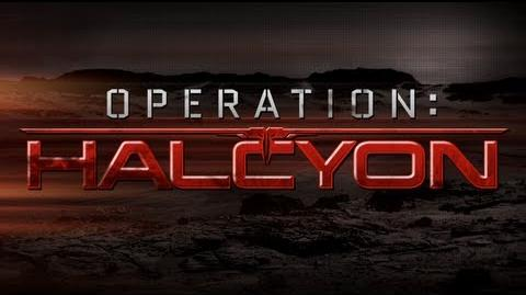 War Commander Operation Halcyon