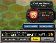 Deadpoint-FortrassTimerOnMap