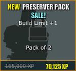 PreserverPack-Rapture