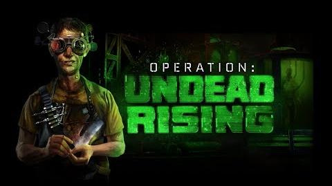 War Commander Operation Undead Rising