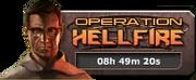 Hellfire-Clock