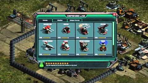 War Commander Level 7 Command Center