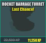 RocketTurret-Sale