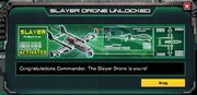 Slayer Drone unlock