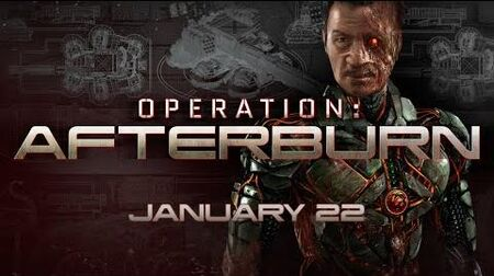 War Commander Operation Afterburn