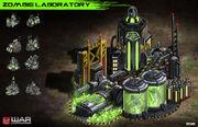 Wc zombie laboratory by mr donkeygoat-d6rs5co