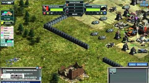Four Tower SS Base - War Commander