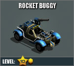Rocket Buggy Redesign