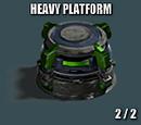 Heavy Platform
