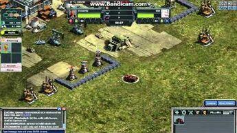 War Commander Warden Test 2