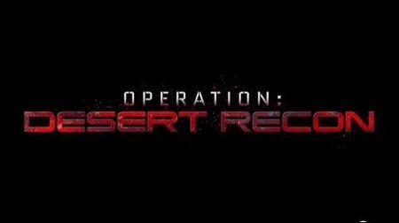 War Commander Operation Desert Recon